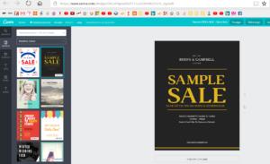 Canva est l'outil pour la création de designs professionnels