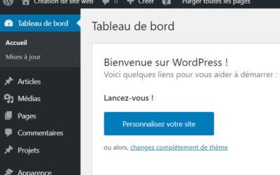 Pourquoi choisir le CMS WordPress pour développer son site web?